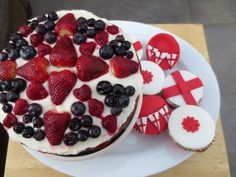 St George's Day Cakes - Leave it to me