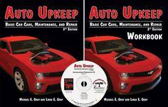 Auto Upkeep Homeschool Curriculum Kit Third Edition | Main photo (Cover)