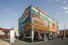 Pabellón de Ecuador Expo Milán,© Marcela Grassi