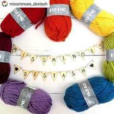 #Repost @missminoes_destash      Hi all @missminoes_destash is my new account on which I will share my #destash mostly yarn and some fabric.  The Why: after my lumpectomy 15 months ago I have not been able to knit due to ongoing shoulder pain. I don't know how long it will take until I have recovered enough to pick up knitting again. But even then making custom orders will be too much a strain for the foreseeable future. I am not getting rid of all my yarn (yet)  but a destash is necessary…