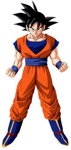 Goku de adulto                                                       …