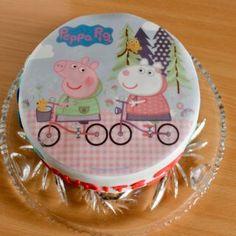 Kagedekoration for begyndere: Sådan bager du kagen Sugar Paste, Gum Paste, Mud Cake, Peppa Pig, Pecan, Nutella, Mousse, Mango, Decorative Plates
