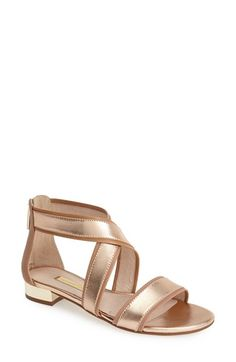 Louise et Cie 'Angola' Leather Sandal (Women) available at #Nordstrom