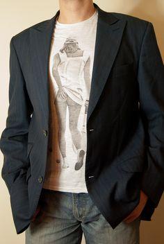 Giorgio Armani - classic elegant jacket