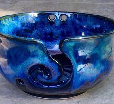 https://flic.kr/p/HBWrbb   Pottery yarn bowl by Ana Leal