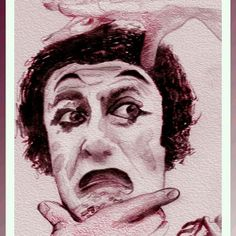 Marcel Marceau set out to make his audience feel, see and hear the invisible. He wanted to reach out to children , to draw them into theatre.  His work has laid the ground work for teaching language worldwide. #inspiration His dedication has helped change the world for the better. How much dedication would it take to become as good as he was at his craft? Without those odd people who give up everything to achieve a only they can see, the world would never progress.