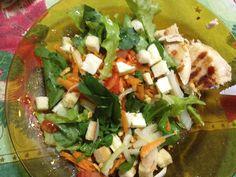 Salada básica!
