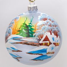 2017 ukrainian hand painted christmas balls - Google Search