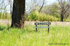 HUGE Wedding Sign Rustic Wedding Signs by CountryWeddingSign, $65.00