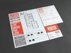 Porter by Indelible Design, via Behance