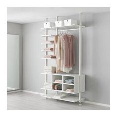 Ikea - Elvarli shelving unit.