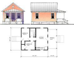 Lots of tiny house plans=http://www.pinterest.com/source/cusatocottages.com/