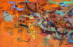 Alëxone Dizac - David Bloch Gallery