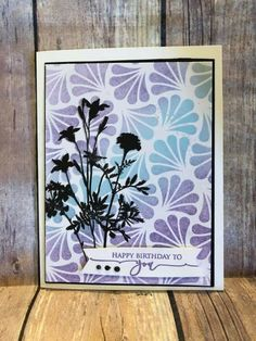 Distress Ink, Distress Oxides, Stamp Tv, Birthday Cards, Happy Birthday, Hand Drawn Cards, Jennifer Mcguire, Stenciling, Rainbow Colors