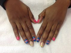 Just did my cilent nails