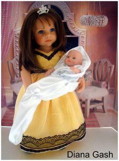 MY DOLL BEST FRIEND: Win a Gotz Dress Set Fit For A Princess!