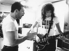 Freddie and Brian - One Vision