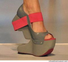 High heels | virtualshoemuseum.com