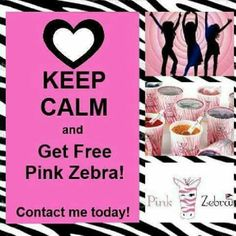 Contact me for info Host an online party and earn free scents or burners!! Pink Zebra  Other