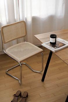 Interior New In: Rattan Chairs - The Limits of Control - Wohnaccessoires Home Interior Design, Interior Decorating, Original Design, Piece A Vivre, Interior Inspiration, Style Inspiration, Home Remodeling, Home Office, Furniture Design