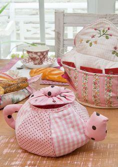 Toda Moderna: Chaleira de patchwork para decorar festa de chá de fraldas ou chá de bebê - Passo a Passo
