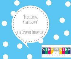 Der richtige Kinderschuh - Interview mit dem Inhaber von Step by Step  Familienwoche - Star - Freitag