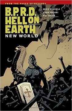 B.P.R.D.: Hell on Earth Volume 1 - New World, TPB