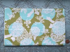 This listing is for a half yard (18x42) of Moda fabric from the beautiful Hushabye fabric line by Tula Pink. This highly sought-after fabric line was