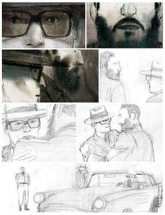 Jorge González, dibujante de historietas e ilustrador. —Madrid
