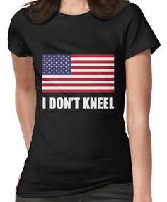 ebbd6b5e Tomi Lahren - #iStand - I Don't Kneel Women's T-Shirt Tomi