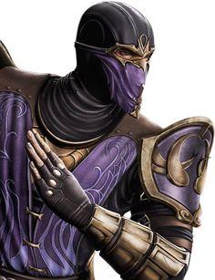 Rain From Mortal Kombat | Evolução dos Ninjas do Mortal Kombat