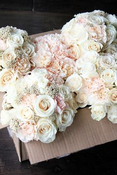 blush colored weddin