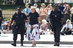 Disgrace: Pope Protesters White House - Google Search