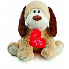 Cachorro de Pelúcia 35cm - Dog Love - MR