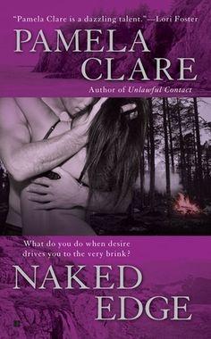 Naked Edge (I-Team, #4) By Pamela Clare