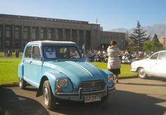 Dia del Patrimonio en Santiago Chile