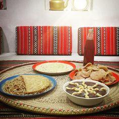 Les spécialités d'Oman présentées dans leur pavillon - Instagram by jepapote