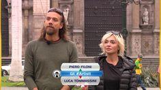 Piero Filoni è il nuovo concorrente in coppia con Paola Barale per la coppia degli #artisti. Luca Tommassini costretto ad abbandonare per problemi alla caviglia.
