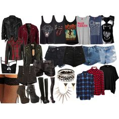 """GRUNGE SHOOT: taylor momsen"" by drownyourfears on Polyvore"