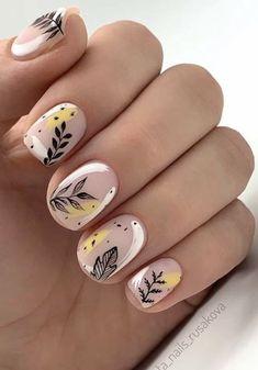 Cute Acrylic Nails, Cute Nails, My Nails, Classy Nails, Trendy Nails, Stamping Nail Art, Beautiful Nail Art, Short Nails, Nails Inspiration