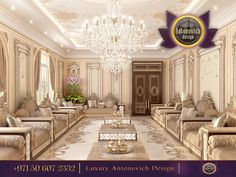 The atmosphere is quite inviting!The home space achieves its comfortable appeal with graceful furniture and admirable upholstery! The dramatic chandelier sets the special tone! The room breathes stylishness and harmony! For more inspirational ideas take a look at: http://www.antonovich-design.ae/ Call us +971 50 607 2332 #antonovichdesign, #interiordesign, #interior, #design, #villadesign, #villastyle, #furniture, #ceiling