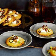 Gluteenittoman leipurin luottokeksiresepti on tässä! Gluten Free Almond Cookies, Gluten Free Baking, Smoothie Bowl, Smoothies, Raw Cake, Churro, Raw Chocolate, Halloumi, Fodmap