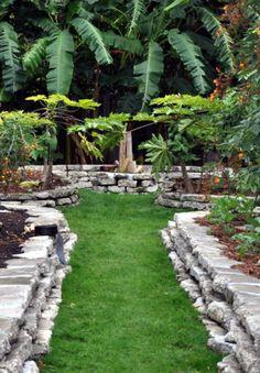 25 most beautiful diy garden path ideas jardin exotiquepavage