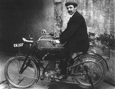 1909, Minerva Classic Motorcycle
