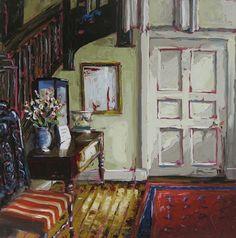 Roisin O'Farrell, Ireland Art Interiors, Colorful Interiors, Room Paint, Room Interior, Still Life, Farmhouse Decor, Muse, Ireland, Irish