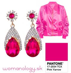 Farby roka 2017 - kompletný zoznam | Womanology.sk #coloursof2017 #colours2017 #moda # styl #farby #bizuteria #damskeoblecenie #modnedoplnky #fashioninspo #fashioninspiration #fashionblog #fashionblogger #styleinspiration #womanology