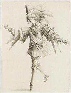 Costume Paris, Costume Dress, Louis Xiv, Ludwig Xiv, 17th Century Fashion, Baroque Art, Human Poses, Royal Court, Grisaille