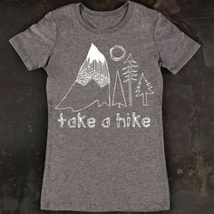 Erin Freedman | Take A Hike Tee by TrulySanctuary on Luvocracy