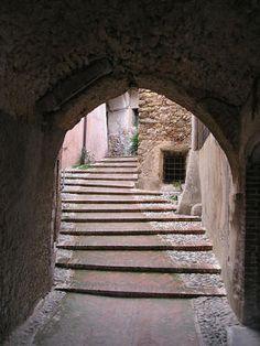Toirano, Liguria (Italy)