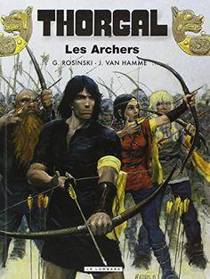 Thorgal, tome 9 : Les Archers de Grzegorz Rosinski http://www.amazon.fr/dp/2803605155/ref=cm_sw_r_pi_dp_gK42vb10C60WW